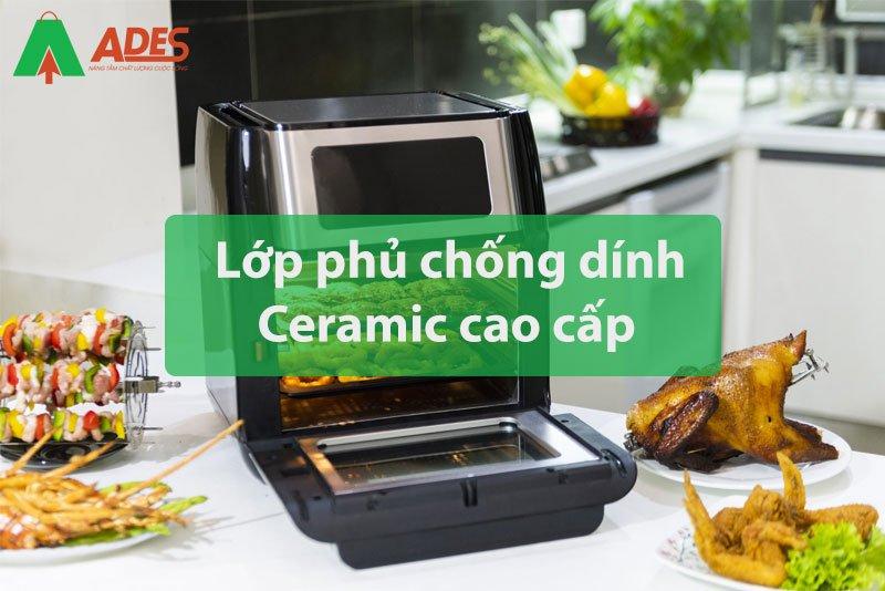 Lop phu chong dinh Ceramic  cao cap